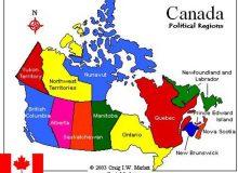 چرا دولتها و مجالس استانی در کانادا از اهمیت زیادی برخوردارند؟