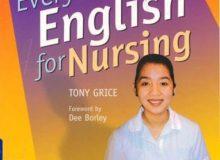 معرفی یک کتاب برای پرستاران مایل به کار در کانادا: Everyday English For Nursing