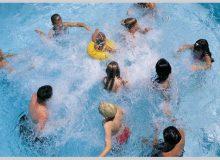 کاناداییهای تازهوارد بیشتر از دیگران نیاز به فراگیری شنا دارند