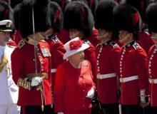 جشن تولد کانادا در حضور ملکه