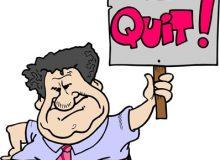 اخراج یا استعفا: اشکال مختلف خاتمه یافتن اشتغال، قسمت دوم