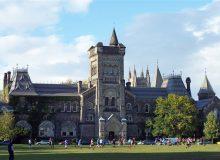 نام چهار دانشگاه کانادایی در فهرست بهترینهای جهان