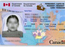 اعلامیه اداره مهاجرت درباره ارسال مجدد عکس برای صدور کارت PR