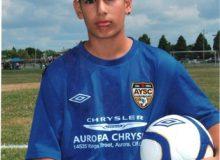 تایماز، نوجوان ورزشکار برای شروعی دیگر آماده میشود