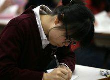 تقلب برخی از مهاجران در مورد نمره آزمون زبان