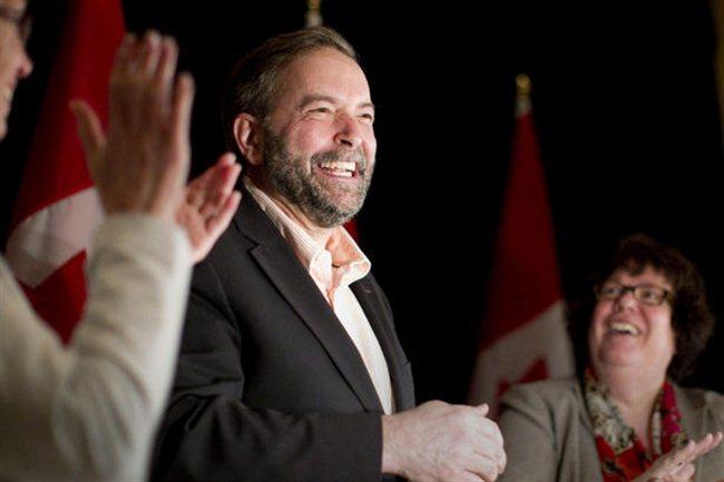 NDP گریزلی را به مصاف هارپر فرستاد!