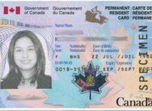 پروژه آزمایشی ارسال پستی کارت PR یا اقامت دائم