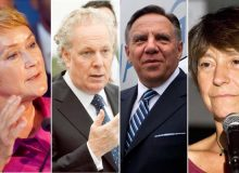 رقابتهای انتخاباتی در کبک داغتر میشوند