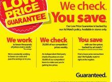 نکاتی درباره «تطبیق قیمت» Price Match