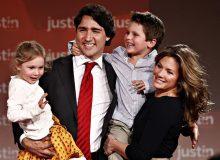 جاستین ترودو رهبر جدید لیبرالهای کانادا شد