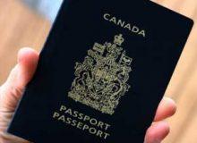 بهبود ارائه خدمات پاسپورت برای کاناداییها