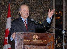 دکتر رضا مریدی به عضویت کابینه انتاریو درآمد