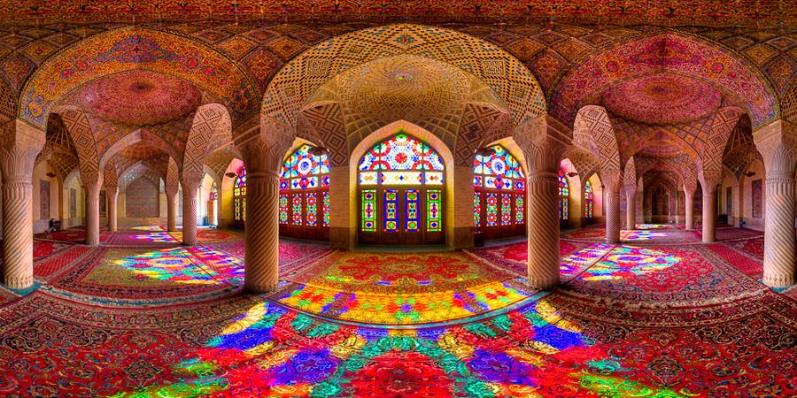 ایرانیان به چشم فرنگیان