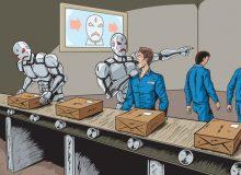 هجوم تکنولوژی و خطر نابودی نیمی از مشاغل