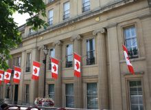 سهمیه ویزاهای سال ۲۰۱۴ در هر یک از دفاتر کانادا