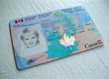 اگر می خواهید قبل از دریافت کارت PR کانادا را ترک کنید …..