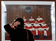 رویارویی سیستم قضایی کانادا با دولت هارپر
