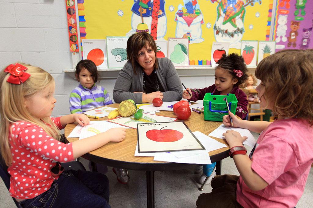 فراگیری زبان فرانسه در مدارس انتاریو