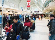 کنترل شدیدتر مرزی برای ورود به خاک کانادا