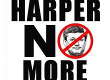 برای رهایی از هارپر من حتما رای می دهم. شما چطور؟