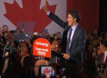 کانادا قدرت را از استیون هارپر گرفت
