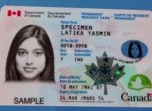 طرح و شکل کارت پی آر (PR – اقامت دائم کانادا) تغییر میکند