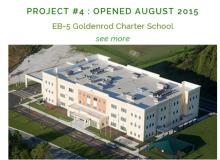 سرمایه گذاری در پروژه ساخت مدارس عمومی مورد حمایت دولت در ایالت فلوریدا