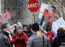 اعتصاب حقوق دانان شاغل در دولت کبک پایان می یابد