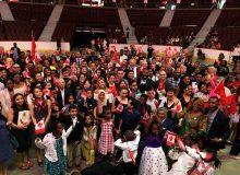 برگزاری جشن روز ملی کانادا همراه با مراسم دریافت شهروندی