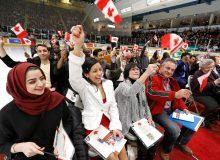 دوران پسا هارپری و کاهش تعداد شهروندان کانادا
