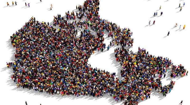 تا پنجاه سال آینده جمعیت کانادا دو برابر می شود