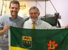 پنجاه سالگی پرچم ساسکچوان و تغییرات در برنامه مهاجرتی این استان