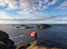 80 راه برای رسیدن به کانادا