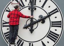 تغییر ساعت زمستانی کانادا از اول نوامبر