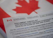 وضعیت شهروندی برای متقاضیانی که والدین آنها کانادایی هستند