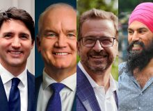 رویکرد احزاب فدرال کانادا درباره مهاجرت